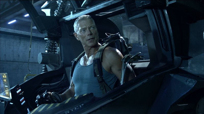 Illustration for article titled Stephen Lang will be back for all three of the new Avatar movies