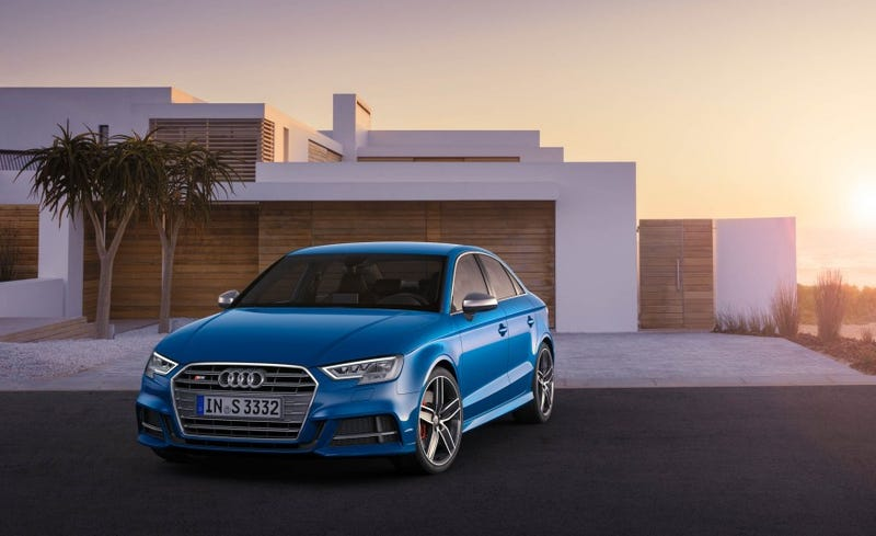 Illustration for article titled The 2017 Audi S3: This Is It