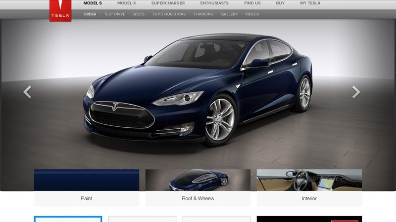 Illustration for article titled How I would option a Model S