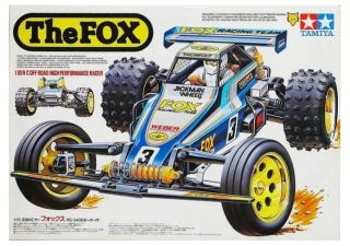 Illustration for article titled What's the coolest R/C car of all time?