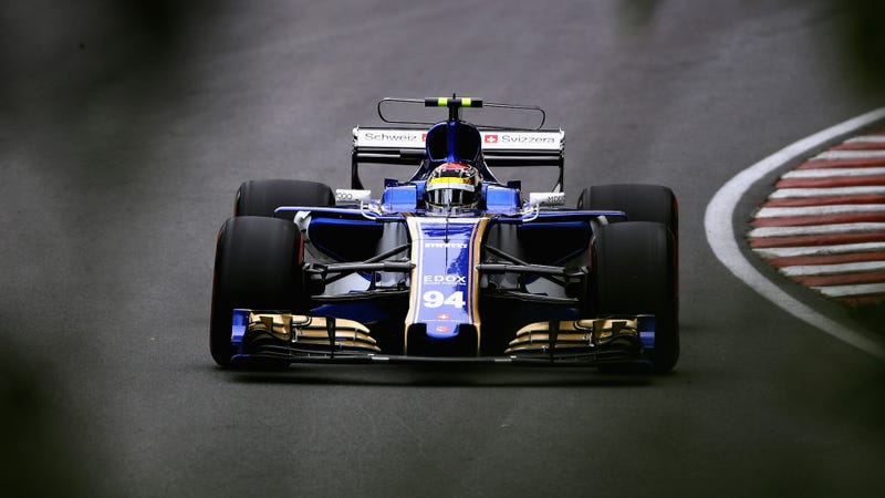 Sauber driver Pascal Wehrlein in Canada. Photo credit: Mark Thompson/Getty Images
