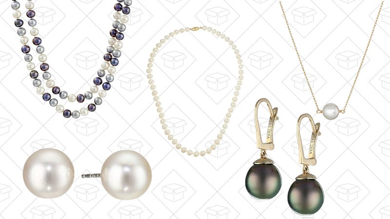 Classic Pearl Jewelry Deal of the Day