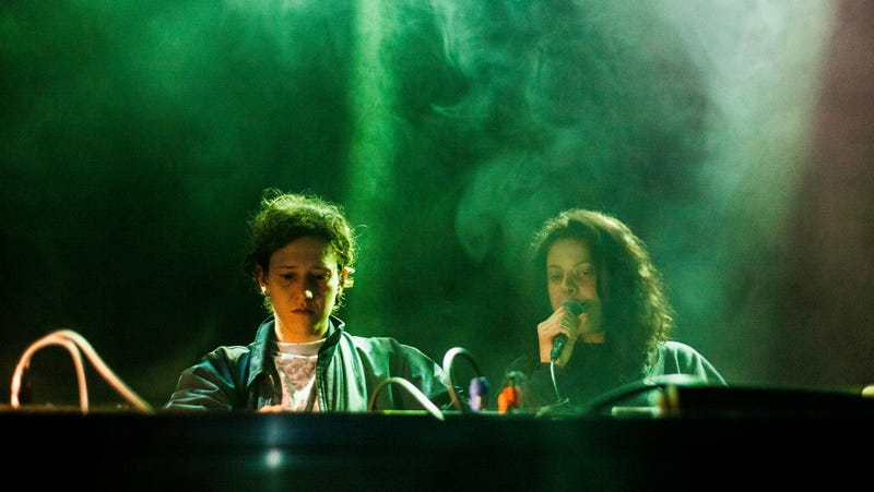 Mica Levi and Tirzah