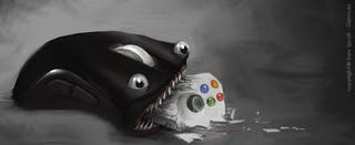Illustration for article titled Were PC Gamers Too Good For Microsoft's Cross-Platform Gaming Project?