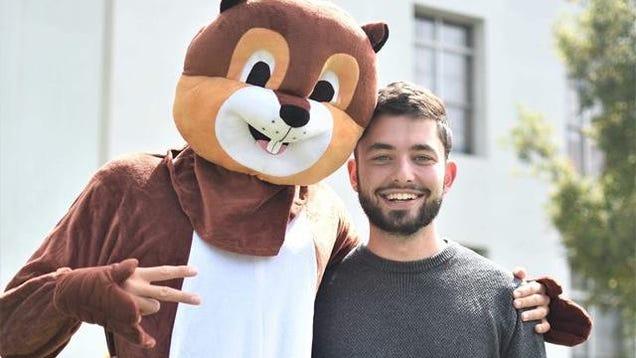 Meet Furry Boi, the Squirrel Who Won a UC Berkeley Senate Seat Thanks to a Facebook Meme Page