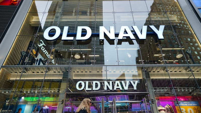 Illustration for article titled Old Navy Is On the March