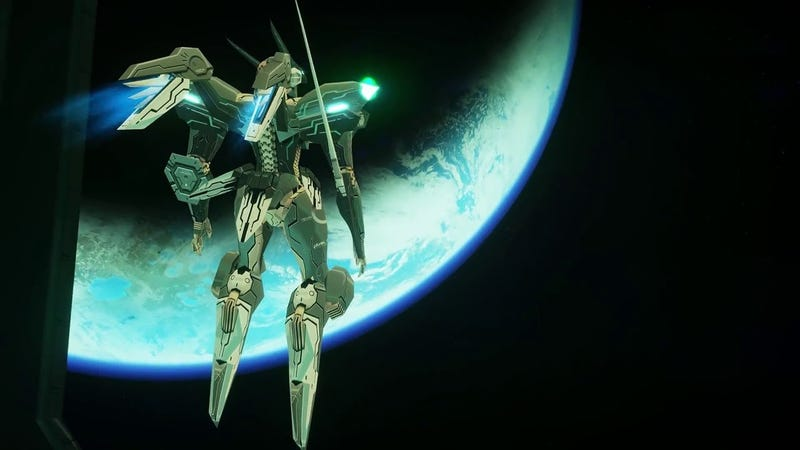 Illustration for article titled Zone Of The Enders In VR Is Some Good Mech Action