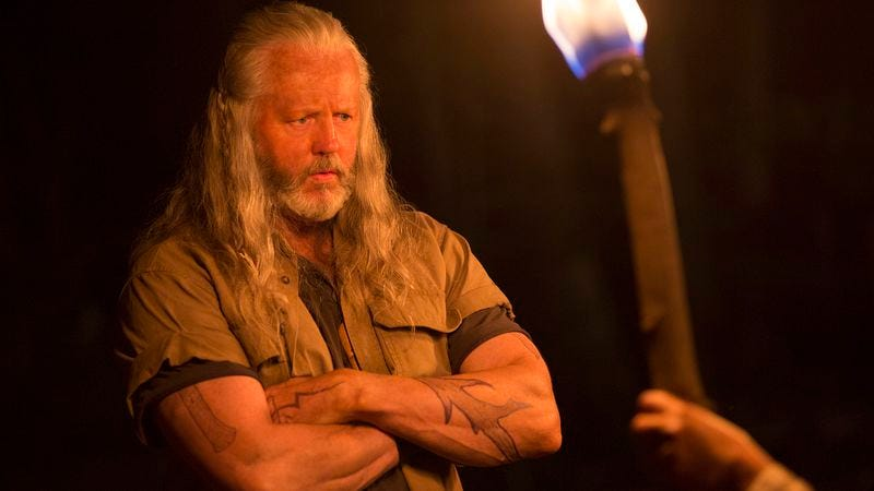 David Morse as Big Foster (WGN America)