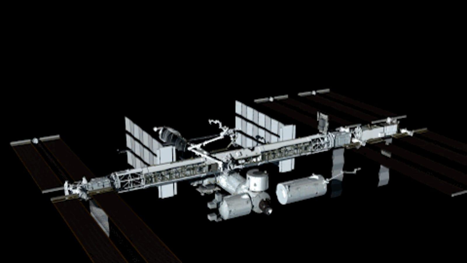 Así se ensambló la Estación Espacial Internacional módulo a módulo