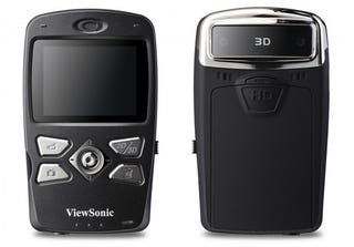 Illustration for article titled Viewsonic 3DV5 Is a Pocket-Fitting 3D Camcorder