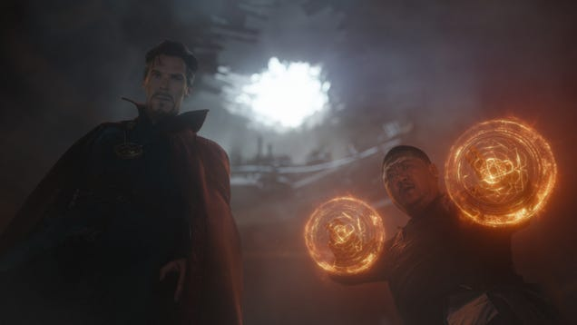 The Doctor Strange sequel is called Doctor Strange In The Multiverse Of Madness, and that's amazing