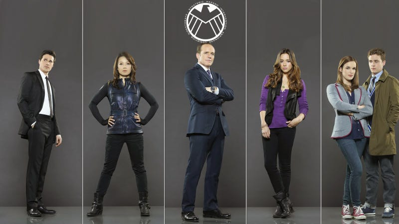 Marvel's Agents of S.H.I.E.L.D. Episode Guide | Season 5 ...