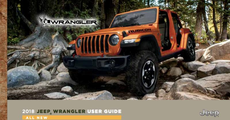the most interesting stuff we found in the leaked 2018 jeep wrangler rh jalopnik com Jeep Wrangler Unlimited Sahara 2005 jeep wrangler unlimited service manual