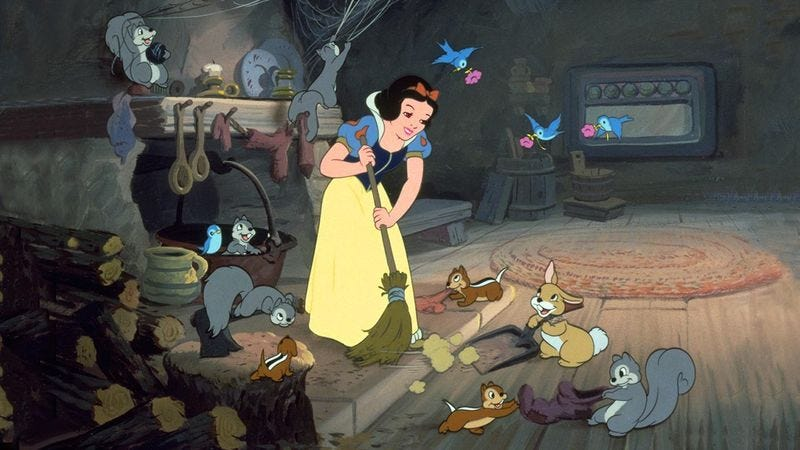 Illustration for article titled 6 Disney Characters Everyone Had The Hots For Growing Up