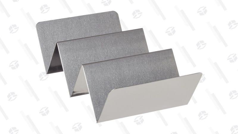 American Metalcraft Metal Taco Holder | $6 | Amazon
