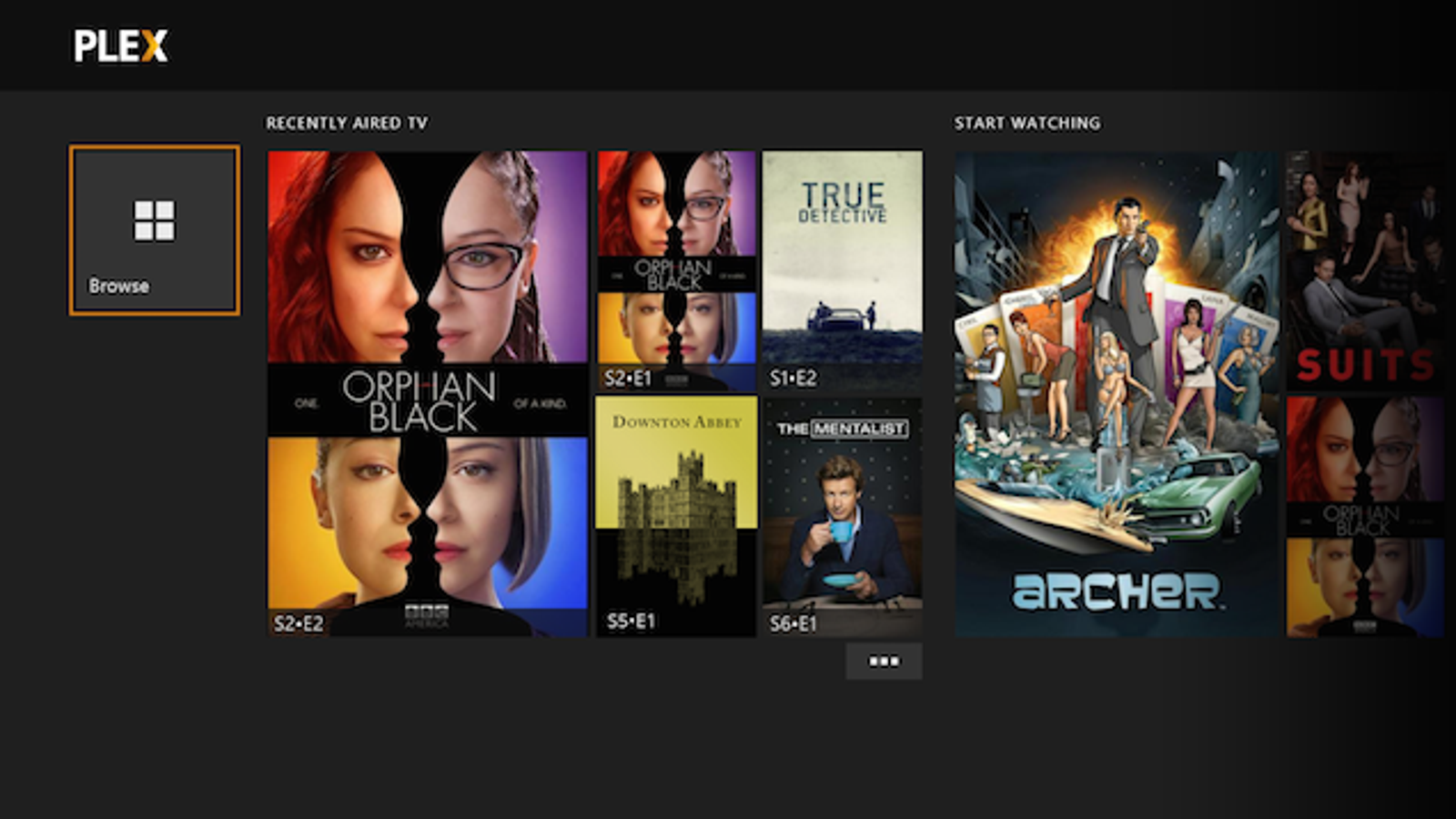 Plex Comes to Xbox, Streams All Your Media to Your TV