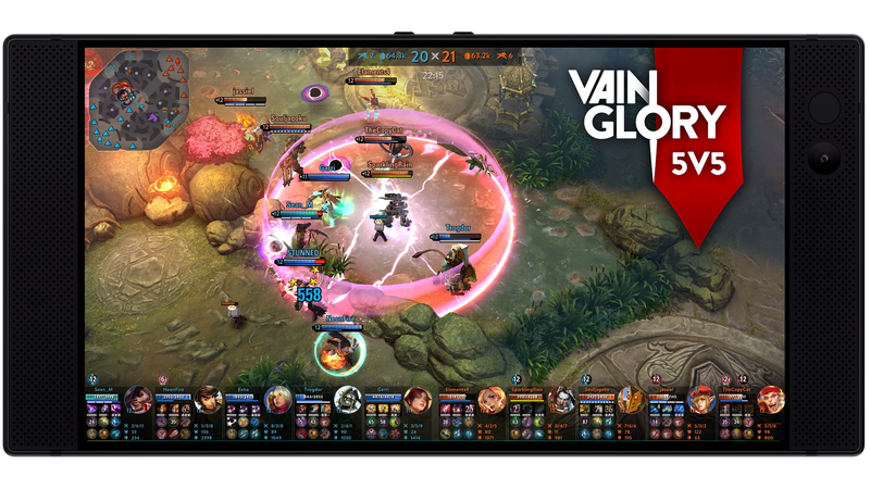 Illustration for article titled Mobile MOBA Vainglory Upgrades To 5V5 Next Week