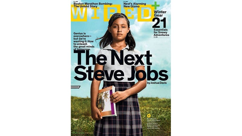 Illustration for article titled This Brilliant 12-Year-Old Mexican Girl Is Touted as 'Next Steve Jobs'