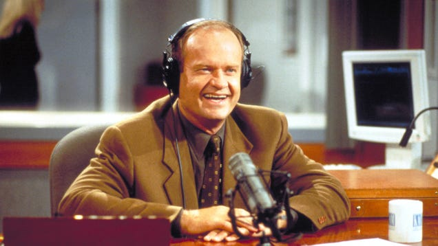 Let us speculate wildly about the 6 Frasier reboot ideas Kelsey Grammer is reportedly considering
