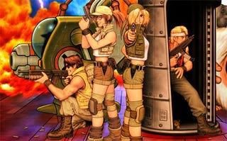 Illustration for article titled Metal Slug HD? Et Tu, SNK?