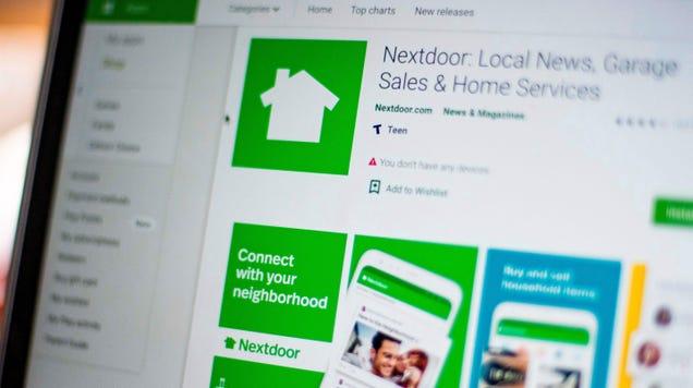 Nextdoor Is Quietly Getting the Cops Involved: Report