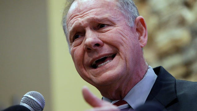Suspicious Account Behind Viral Roy Moore Conspiracy Theory Deletes All of Its Tweets