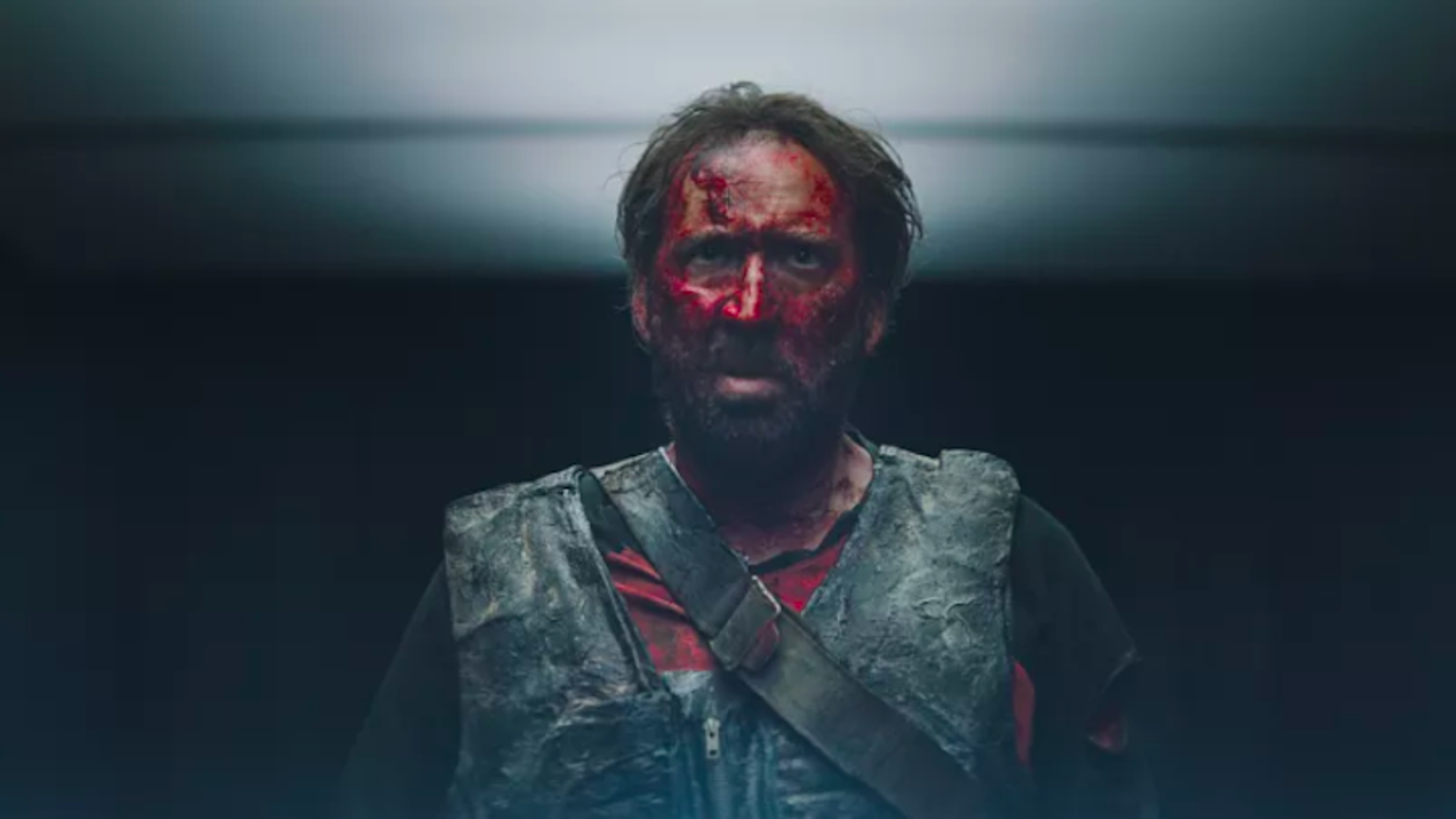Nicolas Cage on going full Nicolas Cage in Mandy:
