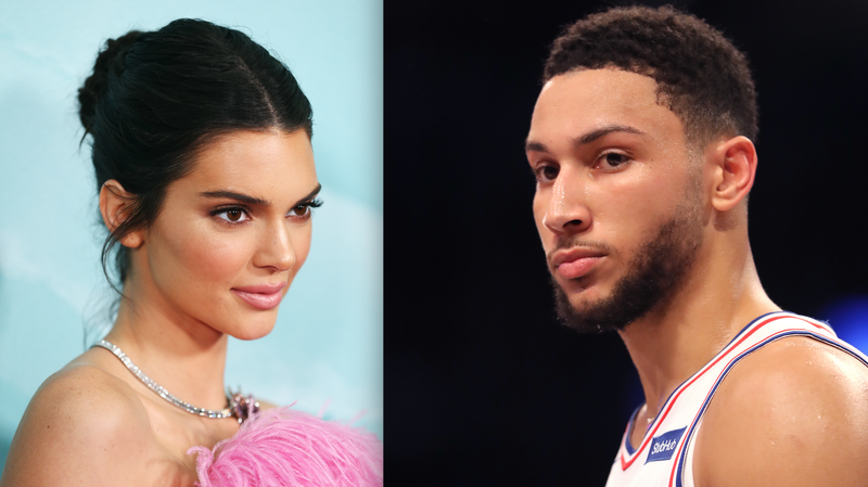 Illustration for article titled Kendall Jenner and Ben Simmons, a.k.a Bendall, Have Broken Up