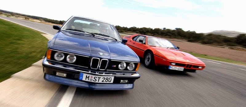 Illustration for article titled BMW M Cars, Ranked