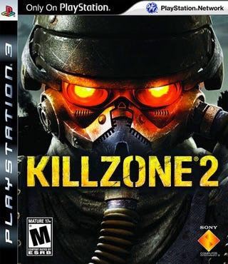 Illustration for article titled Killzone 2 Box Art Revealed