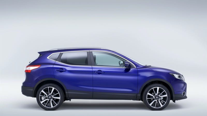Illustration for article titled New Nissan Qashqai: The Original Crossover Reinvented