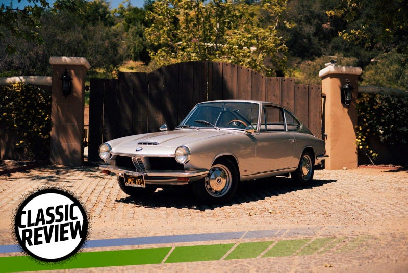 The Classic BMW You Probably Havent Heard Of Is A Dream To Drive