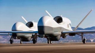 Illustration for article titled Lo próximo en combate: ejércitos de drones conectados entre sí