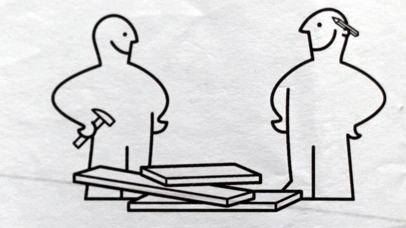Illustration for article titled Shore Up IKEA Furniture with Wood Glue