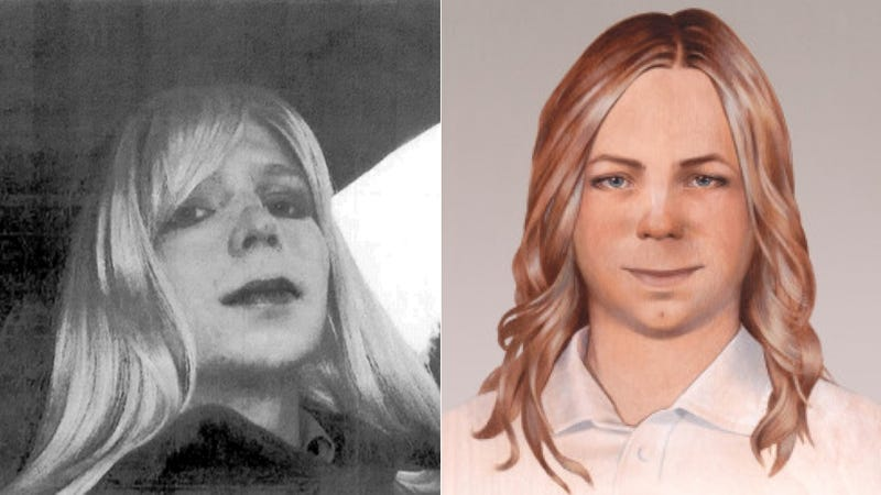 Illustration for article titled Chelsea Manning's Name Has Been Legally Changed