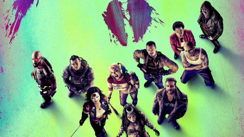 This Suicide Squad Poster Shows Us Everything Wrong With Batman v Superman's Marketing