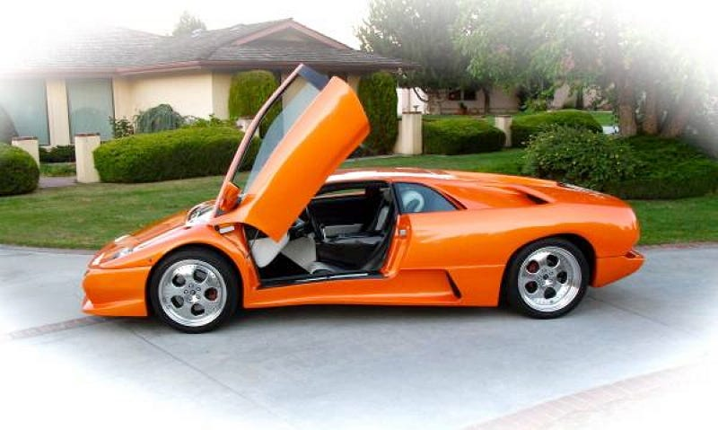 For 48 900 Is This 2000 Lamborghini Diablo Replica An Unreal Deal