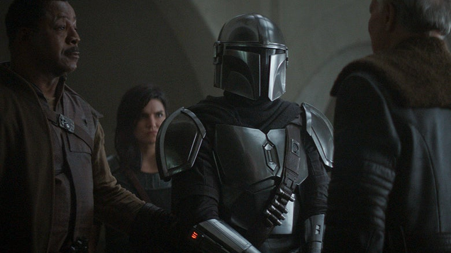It's Confirmed: The Mandalorian Is Returning for a Second Season Next Fall