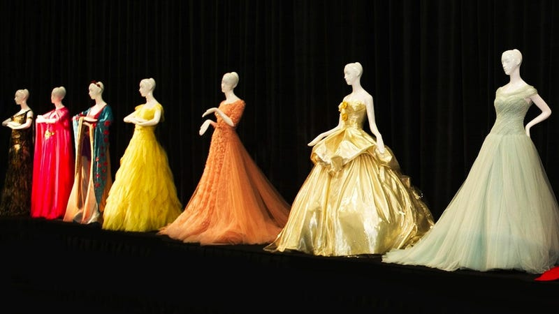 designer disney princess dresses are now for sale