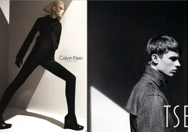 Illustration for article titled Calvin Klein, TSE, & Originality In Fashion: Not So Black & White