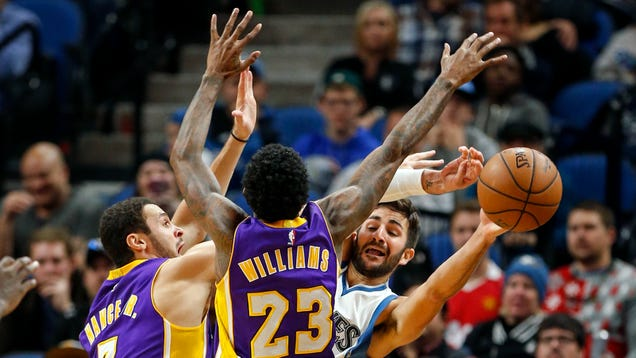 Ricky Rubio Is Done Waiting For The Timberwolves To Get Good