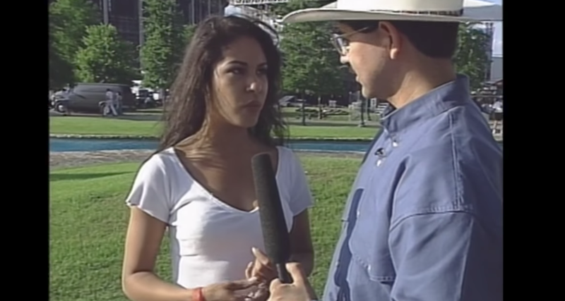 Rare interview with Selena found in truck at Smithsonian