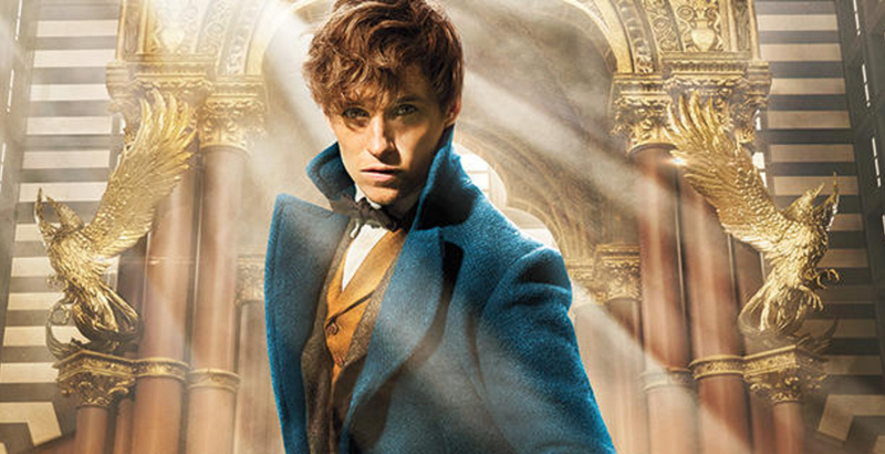 Illustration for article titled It's Our First Look at Eddie Redmayne in Fantastic Beasts and Where to Find Them