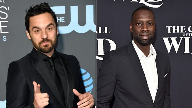 Jake Johnson and Omar Sy can't escape the dinosaurs, will return for Jurassic World 3