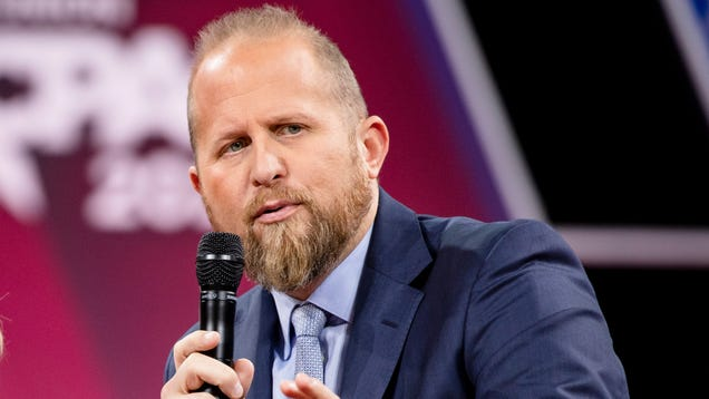 RIP Brad Parscale, Trump s Digital Wizard Who Levitated Too Close to the Sun :(