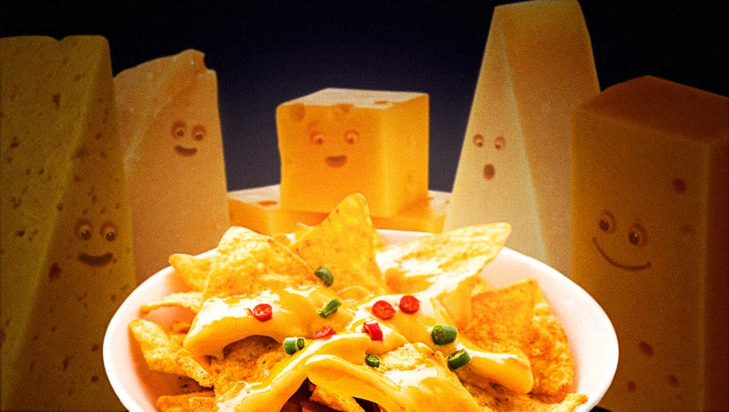 Illustration for article titled Will this cheese nacho?