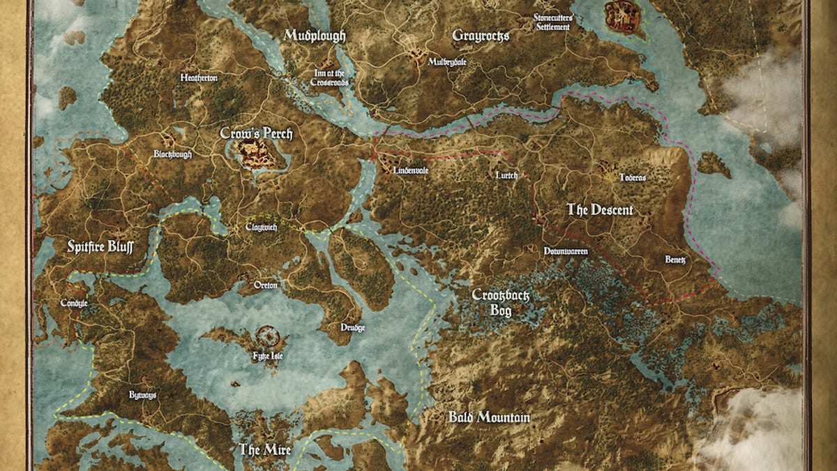 The Witcher 3 Is Even Bigger Than You Think