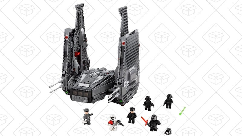 LEGO Star Wars Kylo Ren Command Shuttle, $84