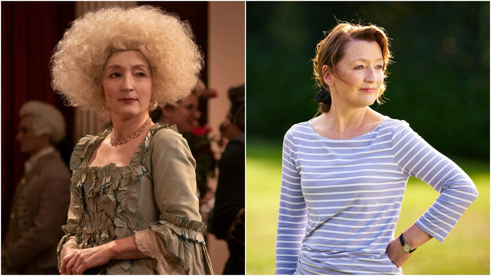 Lesley Manville on Mum, Harlots, and being a great GIF