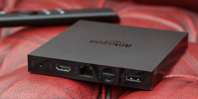 New Amazon Fire TV Review: Now With 4K But Still Not a Roku